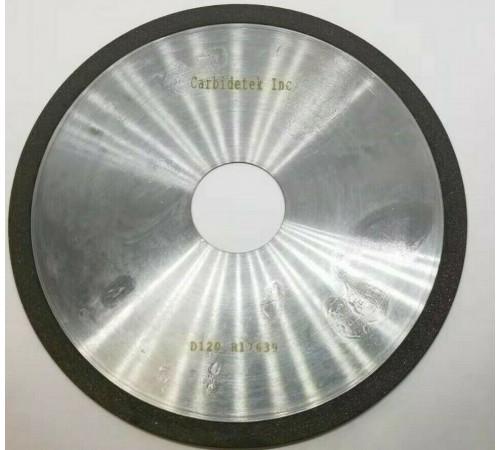 1A1R Resin Bond Diamond Cut Off Wheel 6D-0.28X-1.25H SDC120